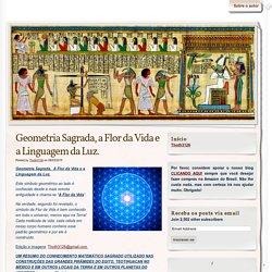 Geometria Sagrada, a Flor da Vida e a Linguagem da Luz.