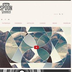 Video Tutorial: Geometric Collage using Illustrator & Photoshop