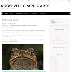 Roosevelt Graphic Arts