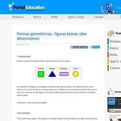 Paso n° 2: Formas geométricas (figuras planas)