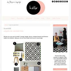 Leçon de géométrie - Hello-Blogzine-Lifestyle