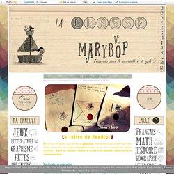 Géométrie : la lettre de Poudlard - La Classe de Marybop