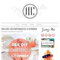 Mademoiselle Claudine le blog