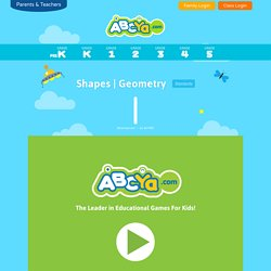 Shapes! A Geometry Activity for Children