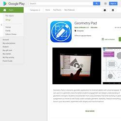 Geometry Pad - Apps on Google Play