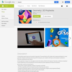 3D Polyhedra - Android Apps on Google Play