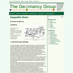 The Geomancy Group
