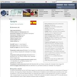Spagna - Scheda Paese - De Agostini Geografia - DeA WING - società, economia, lavoro, religione, moneta, risorse, governo, geopolitica, industria, PIL, turismo, giustizia, confini, nazione, capitale, densità di popolazione, divisione amministrativa, stati