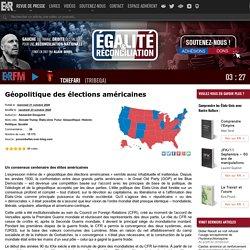 Géopolitique des élections américaines