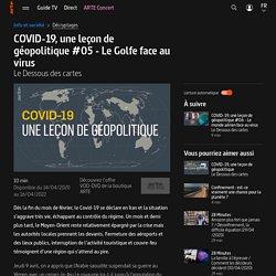 COVID-19, une leçon de géopolitique #05 - Le Golfe face au virus - Le Dessous des cartes