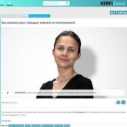 Anaïs Voy-Gillis, l'Institut français de géopolitique - Des solutions pour conjuguer industrie et environnement - Libre propos