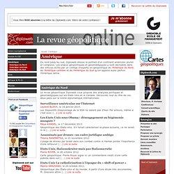 Amérique - Diploweb.com, revue geopolitique, articles, cartes, relations internationales