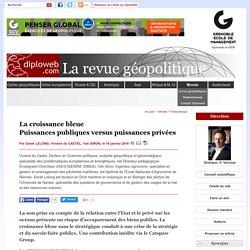 """""""Géopolitique de la mer. Puissance publiques et privées"""" Janvier 2016"""