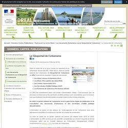 Le Géoportail de l'urbanisme - DREAL Normandie - Ministère de l'Environnement, de l'Énergie et de la Mer