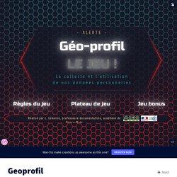 Geoprofil by baccadoc on Genial.ly