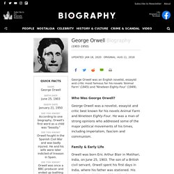 George Orwell - 1984, Books & Quotes
