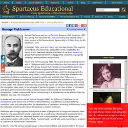 George Plekhanov