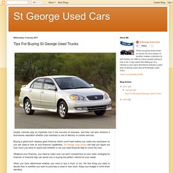 Car Dealerships In St George Utah