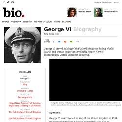 George VI - King
