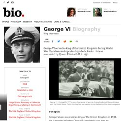 George VI - King - Biography.com