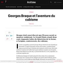 Georges Braque et l'aventure du cubisme