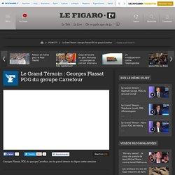 PDG du groupe Carrefour