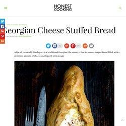 Georgian Cheese Stuffed Bread – Honest Cooking