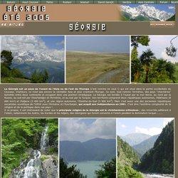 GEORGIE récit de voyage et visite des lieux touristiques, pays de l'est - Tourisme, photos