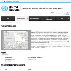 Geospatial, location information for a better world