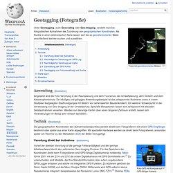Geotagging (Fotografie)