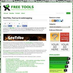 GéoTribu, Tout sur le webmapping