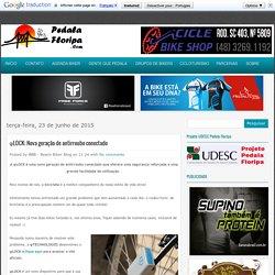 φLOCK: Nova geração de antirroubo conectado ~ Pedala Floripa