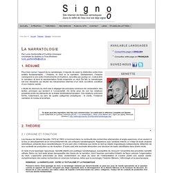 Gérard Genette : Narratologie