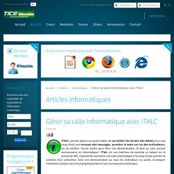 Gérer sa salle informatique avec iTALC