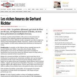 Les riches heures deGerhard Richter