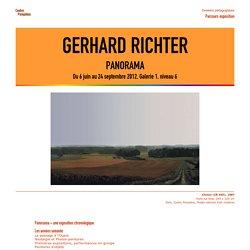 Gerhard Richter, Panorama