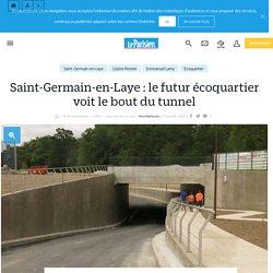 Saint-Germain-en-Laye : le futur écoquartier voit le bout du tunnel - 27/06/16