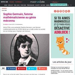 Sophie Germain, femme mathématicienne au génie méconnu