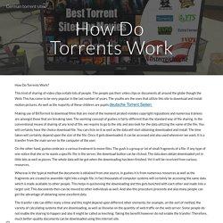 German torrent sites