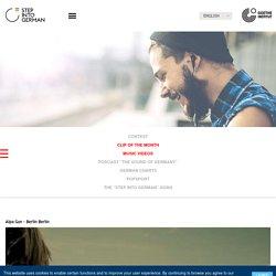 Step into German - Music - Music Videos-Goethe-Institut