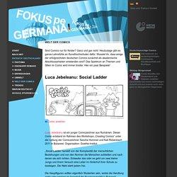 die Welt der Comics / Fokus pe Germana