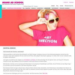 Miami Ad School Germany - Official Page - Digital Design
