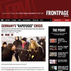 """Germany's """"Rapefugee"""" Crisis"""