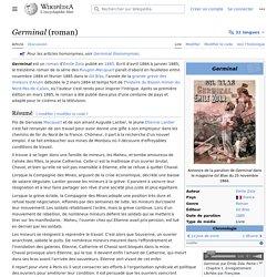 Germinal (roman)