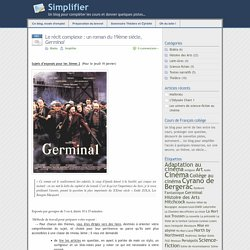 » Germinal - Simplifier