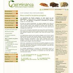 Mieux connaître les plantes potagères