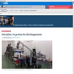 Germline : la graine du développement
