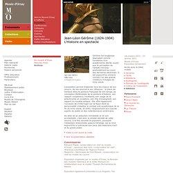 Jean-Léon Gérôme (1824-1904)L'Histoire en spectacle