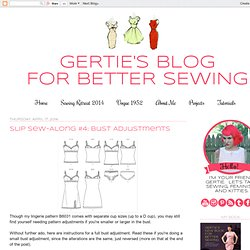 Gertie's New Blog
