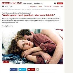 """Spiegel: """"Weder genial, noch gescheit, aber lieblich"""" - Rezension"""